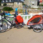 Les avantages de la remorque à vélo