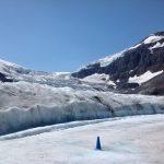 Découvrir le glacier Athabasca lors d'un voyage au Canada