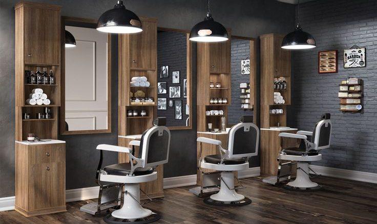 les plus beaux mobiliers de coiffure notre s lection. Black Bedroom Furniture Sets. Home Design Ideas