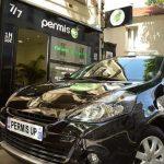 La location de voiture à double commande avec Permis Up :