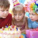 Comment organiser l'anniversaire d'un enfant ?
