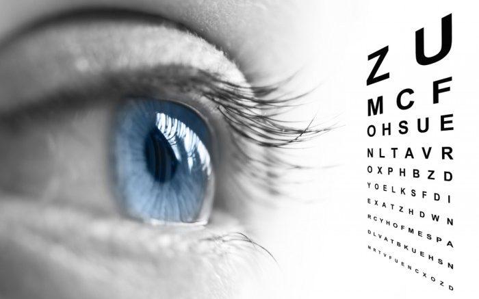 examen de vue optique