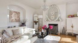 Adopter le style romantique pour une déco d'intérieur