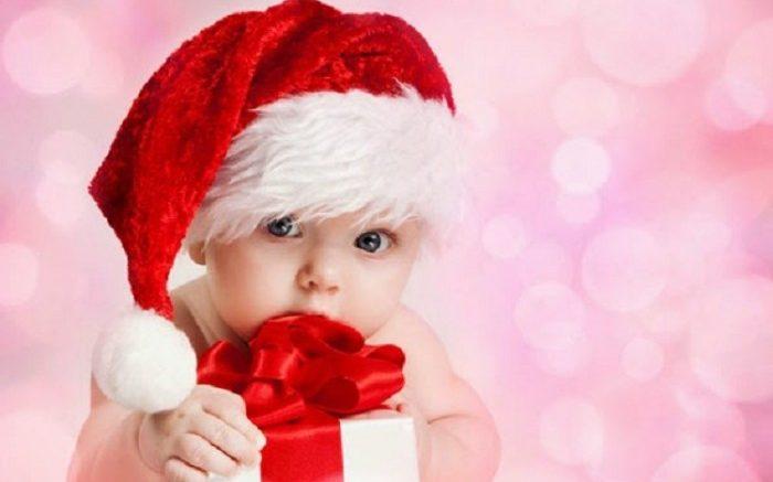 Cadeau pour le tout premier Noël de bébé
