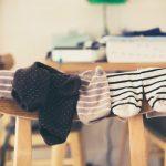 Choisir la couleur de ses chaussettes