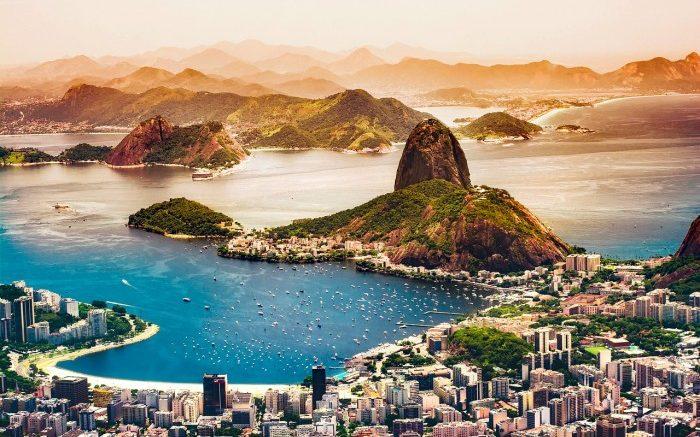 Rio de Janeiro au Brésil