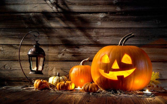 Décoration pour Halloween