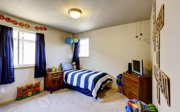 choisir une couleur pour une chambre