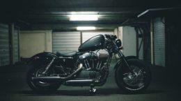 Réparation de moto