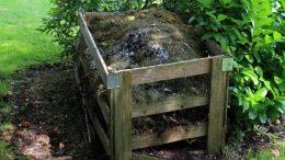 composteur de bois