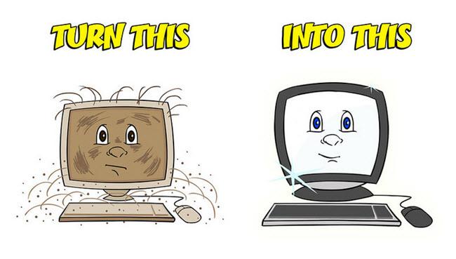 nettoyage ordinateur en profondeur