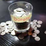 Le système de collecte de fonds avec la technologie