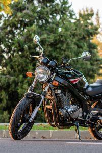 préparer moto
