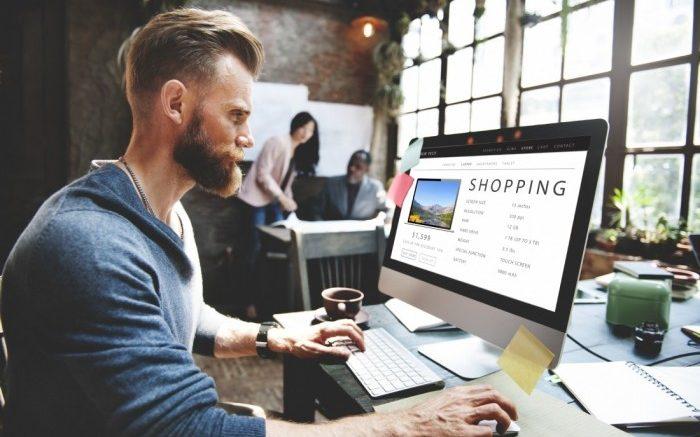 Création d'un site e-commerce