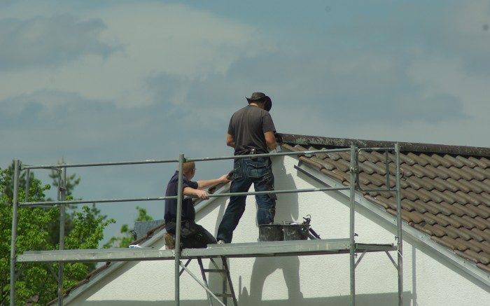 étanchéité de la toiture