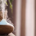 Ambiance zen avec un diffuseur d'huiles essentielles