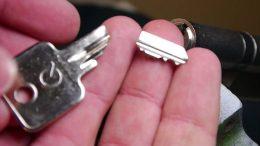 Comment extraire une clé cassée dans une serrure