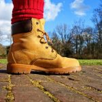 Chaussures de sécurité : équipement pour les ouvriers