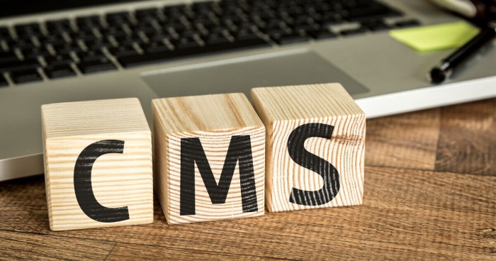 CMS pour créer site internet