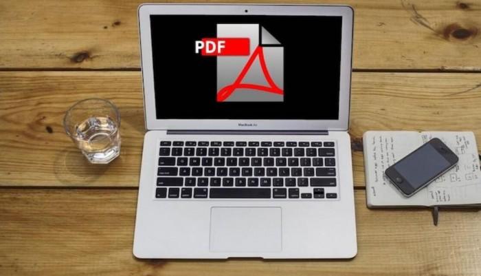 compresser un PDF