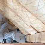 Le cadre de l'isolation de la toiture