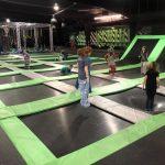 Qu'est-ce qu'un trampoline Park ?