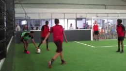 foot en salle
