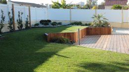 jardin pente