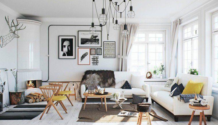 Idées de déco design pour le salon