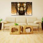Le tableau zen pour une décoration apaisante