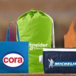 Le sac personnalisé en coton pour l'entreprise