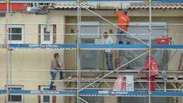 travaux de ravalement de façade